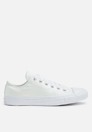 Converse Church Taylor All Star Metallics Ox Sneakers White/White/White