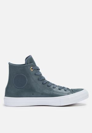 Converse Chuck Taylor All Star II Craft Sneakers Sharkskin/Sharkskin/White