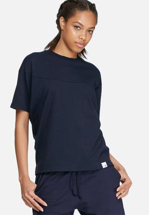 Adidas Originals XbyO Tee T-Shirts Navy
