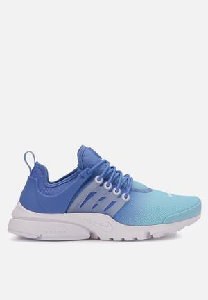 Nike Air Presto Ultra BR Sneakers Still Blue / White / Polarized Blue