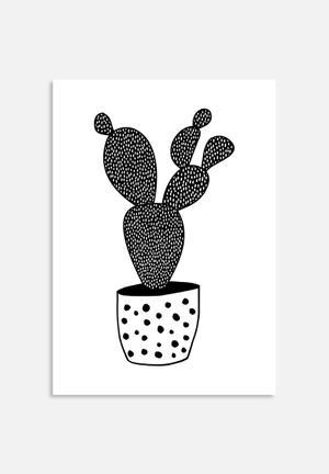 Nanamia Design Cactus Art