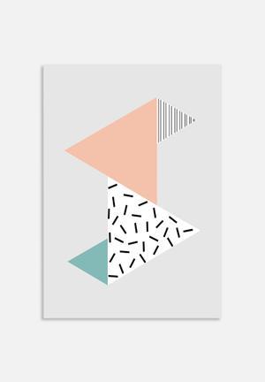 Nanamia Design Stripes Art