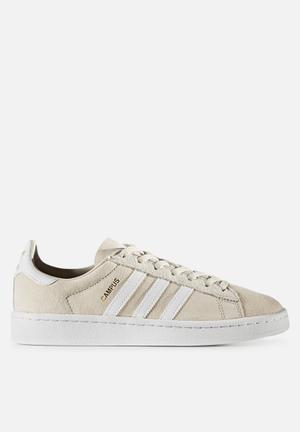 Adidas Originals Campus Sneakers Clear Brown / White Hero