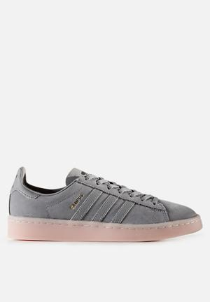 Adidas Originals Campus Sneakers Grey Three / Icey Pink 'Hero'
