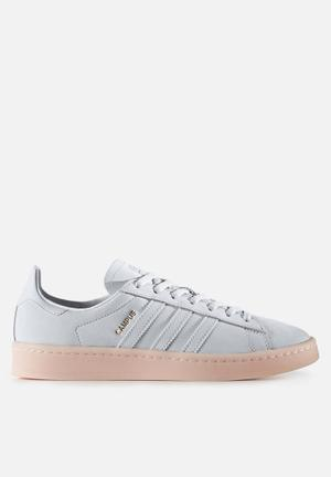 Adidas Originals Campus Sneakers White / Icey Pink