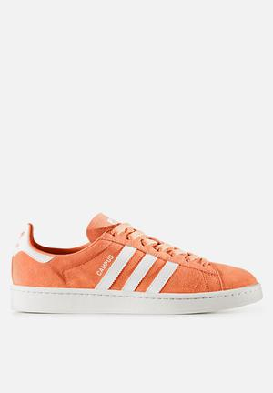 Adidas Originals Campus Sneakers Easy Orange/Crystal White