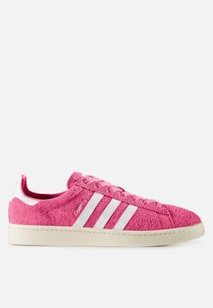 Adidas Originals Campus Sneakers Semi Solar Pink / Cream White