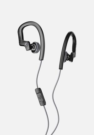 Skullcandy Chops Flex Sports Earphones Audio Rubber