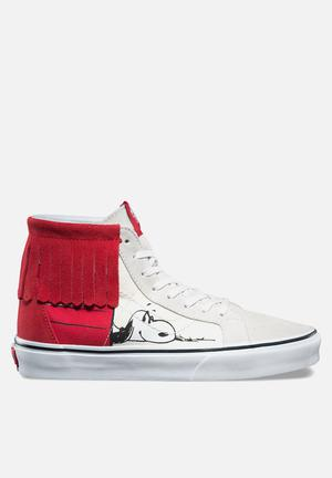 Vans Vans X Peanuts SK8-Hi Moc Sneakers Dog House / Bone