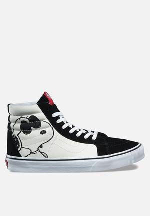 Vans Vans X Peanuts SK8-Hi Reissue Sneakers Joe Cool / Black