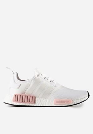 Adidas Originals NMD_R1 Sneakers Ftw White / Pink