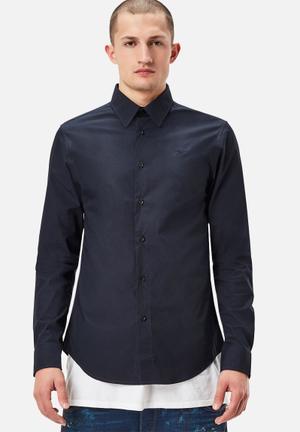 G-Star RAW Core Slim Shirt  Navy