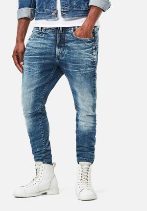 G-Star RAW D-Staq 3D Super Slim Jeans Blue
