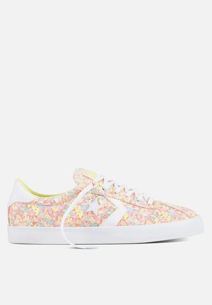 Converse Cons Breakpoint Sneakers Sunset Glow/Lemon Haze/White