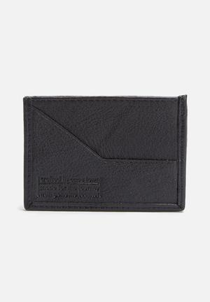 Dark Horse Card Holder Bags & Wallets Black