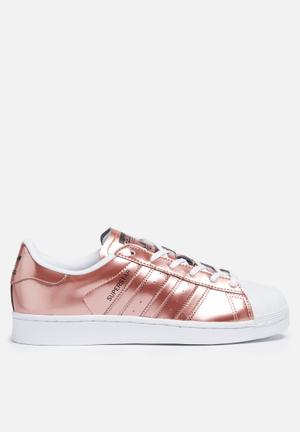 Adidas Originals Superstar Sneakers Copper Metallic