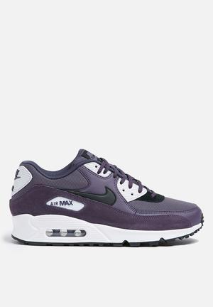 Nike W Air Max 90 Sneakers Dark Raisin / Black / White