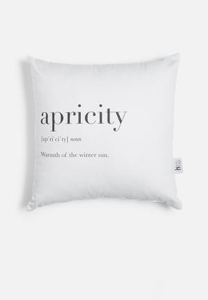 Sixth Floor Apricity Printed Cushion Cotton Twill
