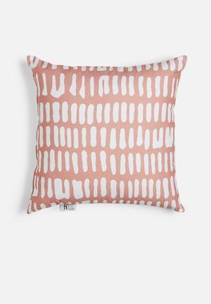 Sixth Floor Floss Printed Cushion Cotton Twill