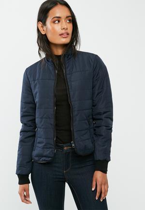 Vero Moda Robin Short Jacket Navy