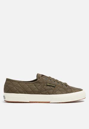 SUPERGA 2761 Cotu Classic Sneakers Military