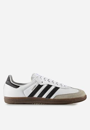 Adidas Originals Samba OG Sneakers White / Black / Clear Granite