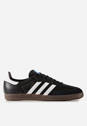 Adidas Originals Samba OG Sneakers Core Black / White / Gum