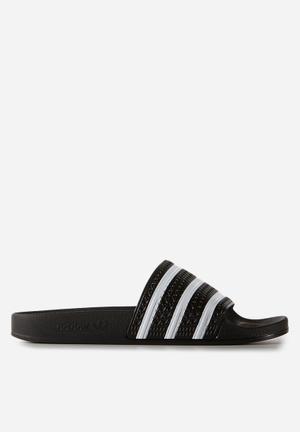 Adidas Originals Adilette Sneakers Black