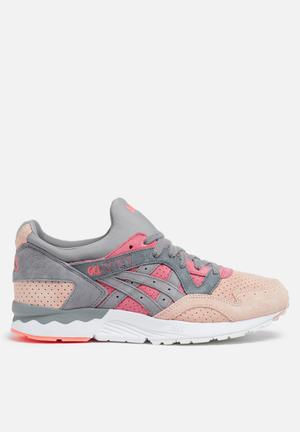 Asics Tiger Gel-Lyte V Sneakers Mauvewood & Aluminum Pastels