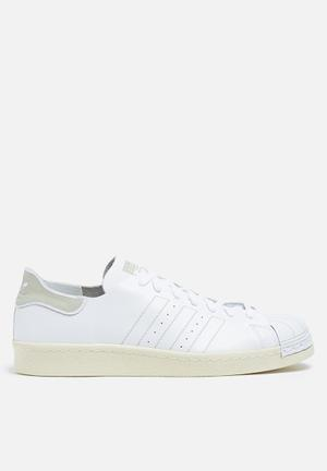 Adidas Originals Superstar 80s Decon Sneakers White / Vintage White