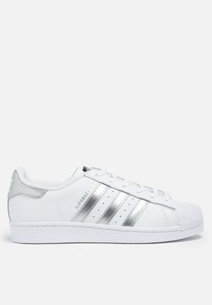 Adidas Originals Superstar Sneakers White/Silver Metallic