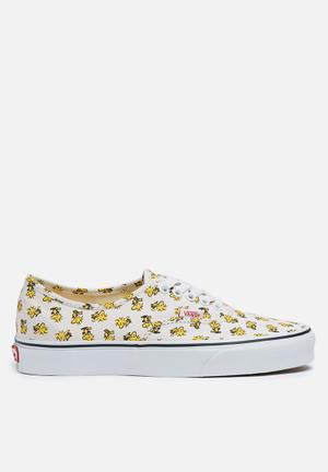 Vans Vans X Peanuts Authentic Sneakers Woodstock / Bone