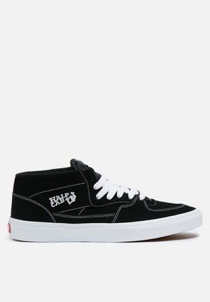 Vans Vans Half Cab Sneakers Black / White