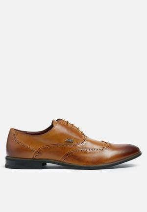 Anton Fabi Conan Formal Shoes Tan