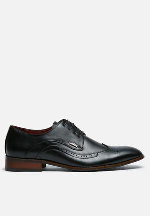 Anton Fabi Julian Formal Shoes Black