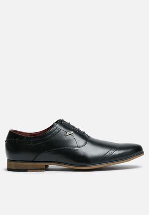 Anton Fabi Locus Formal Shoes Black