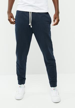 Basicthread Basic Slim Fit Sweatpant Navy
