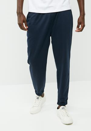 Basicthread Basic Loose Fit Sweatpant Navy