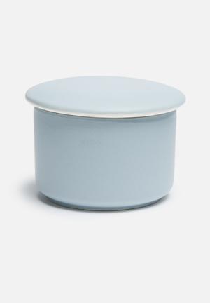 Urchin Art Canister Accessories Ceramic