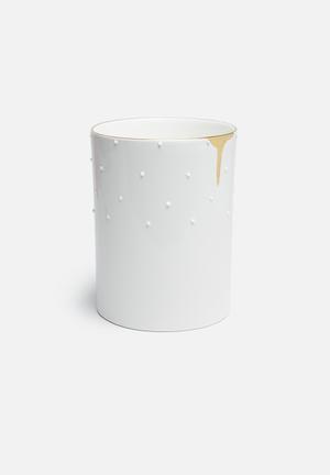 Urchin Art Dotty Vase Accessories Ceramic