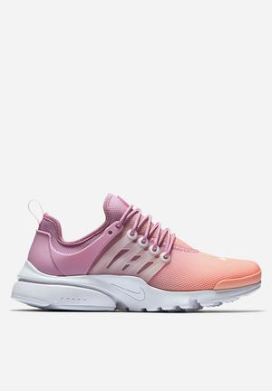 Nike W Air Presto Ultra BR Sneakers Sunset Glow / White / Orchid