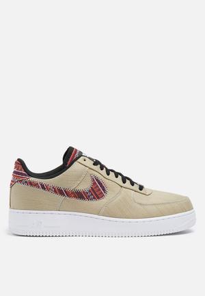 Nike Air Force 1 '07 LV8 Sneakers Khaki / Black / White