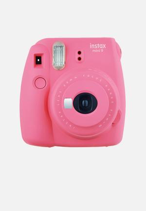 Fujifilm Instax Mini 9 Camera Pink