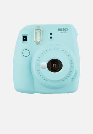 Fujifilm Instax Mini 9 Camera Light Blue