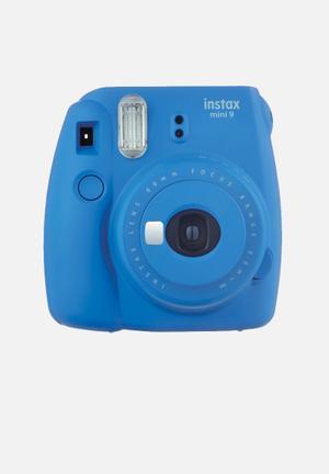 Fujifilm Instax Mini 9 Camera Dark Blue