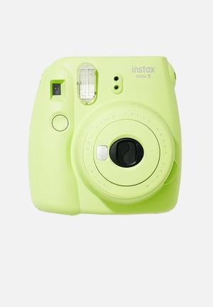 Fujifilm Instax Mini 9 Camera Green