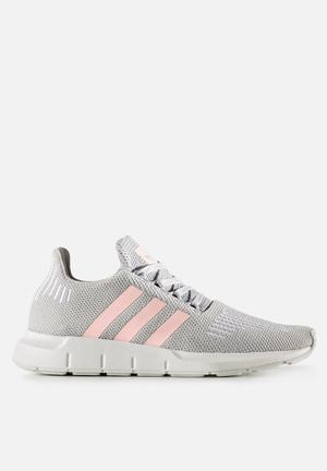 Adidas Originals Swift Run Sneakers Grey Two / Icey Pink