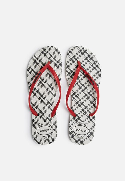 how to clean havaiana flip flops back to white