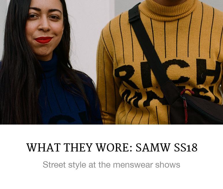 SAMW street style