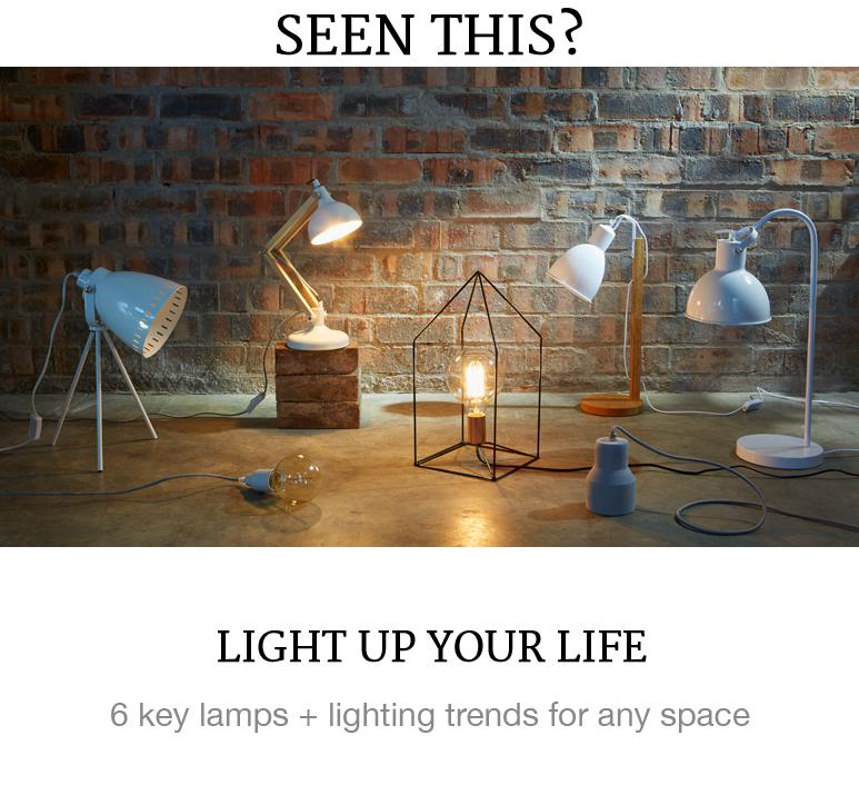 lighting decor superbalist